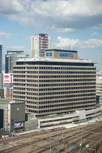阪急 ターミナル ビル フロア ガイド